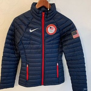 ~LIMITED EDITION~ Olympic Nike Puffer Jacket